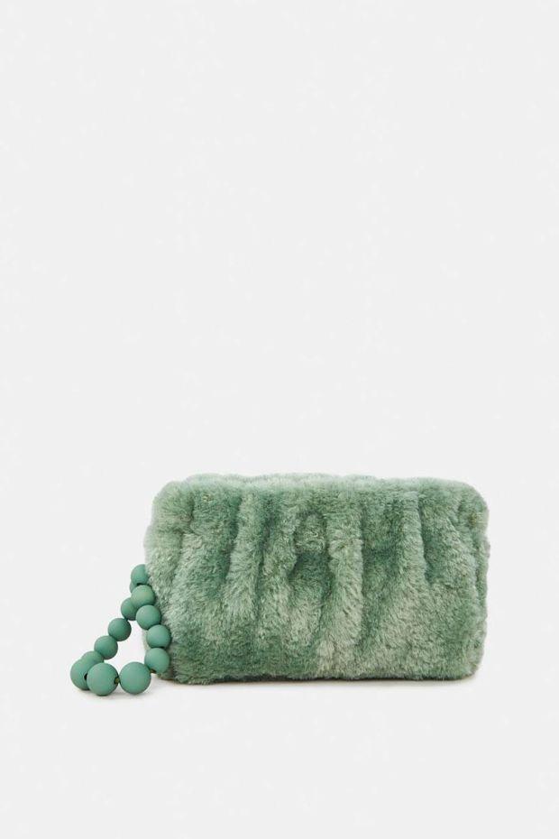 Essentiel Antwerp Sac ALLY Large Pouch - Green