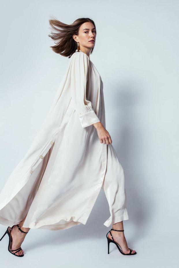 BY MALENE BIRGER Robe LAGUSTA Dress - Cream